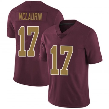 Youth Nike Washington Redskins Terry McLaurin Burgundy Alternate Vapor Untouchable Jersey - Limited