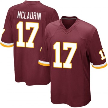 Youth Nike Washington Redskins Terry McLaurin Burgundy Team Color Jersey - Game