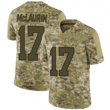 Youth Nike Washington Redskins Terry McLaurin Camo 2018 Salute to Service Jersey - Limited