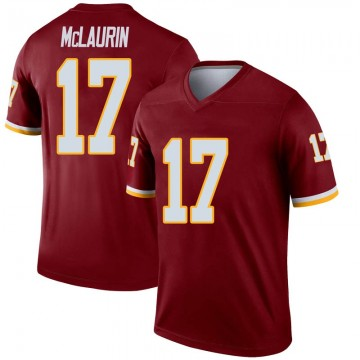 Youth Nike Washington Redskins Terry McLaurin Inverted Burgundy Jersey - Legend