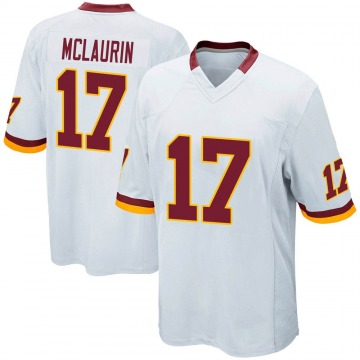 Youth Nike Washington Redskins Terry McLaurin White Jersey - Game