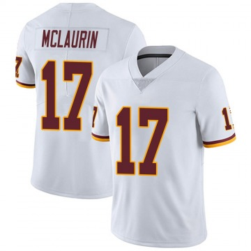 Youth Nike Washington Redskins Terry McLaurin White Vapor Untouchable Jersey - Limited